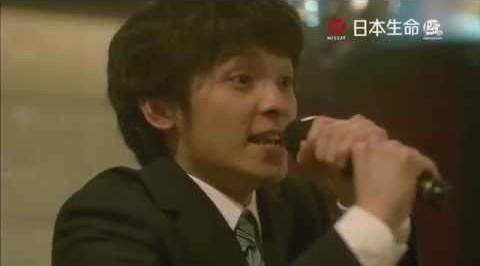 日本生命 みらい♪フェス「カラオケでヒカレ」篇 TVCM