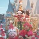 東京ディズニーリゾート2014クリスマス 「サンタさんへのお願い」篇 TVCM