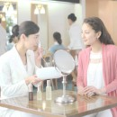 モイスティーヌ「素肌美人」篇・「見とれる素肌」篇 × 真由美 TVCM