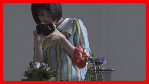 キヤノン EOS M2 × 能年玲奈 TVCM