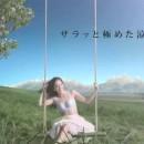 ワコール 風と谷間のブラ「草原」篇 × 中村アン TVCM
