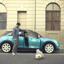 BMW THE NEW MINI 5 DOOR「ブルドッグ」篇 TVCM