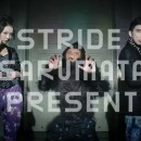 ストライド「STRIDE SARUMATA PRESENT」篇 × おのののか・片桐仁 TVCM