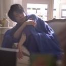グリコ プリッツ「青い鳥」篇 × 小栗旬・東加奈子 TVCM