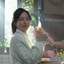 アサヒ クリーム玄米ブラン「朝のカフェ」篇 × 井上真央・鈴木亮平 TVCM
