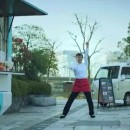 ドコモ dTV「ダンス」篇 TVCM