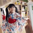 ドコモ iPhone・iPad「母の浴衣」篇 TVCM