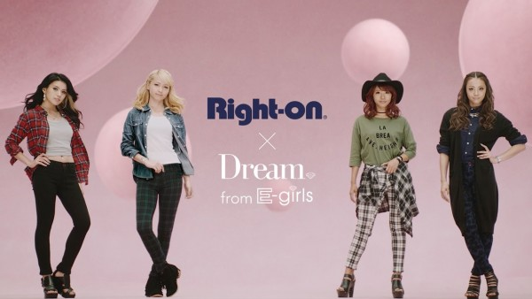 Right-on.(ライトオン)「モコモコイロイロ」 篇 × Dream TVCM