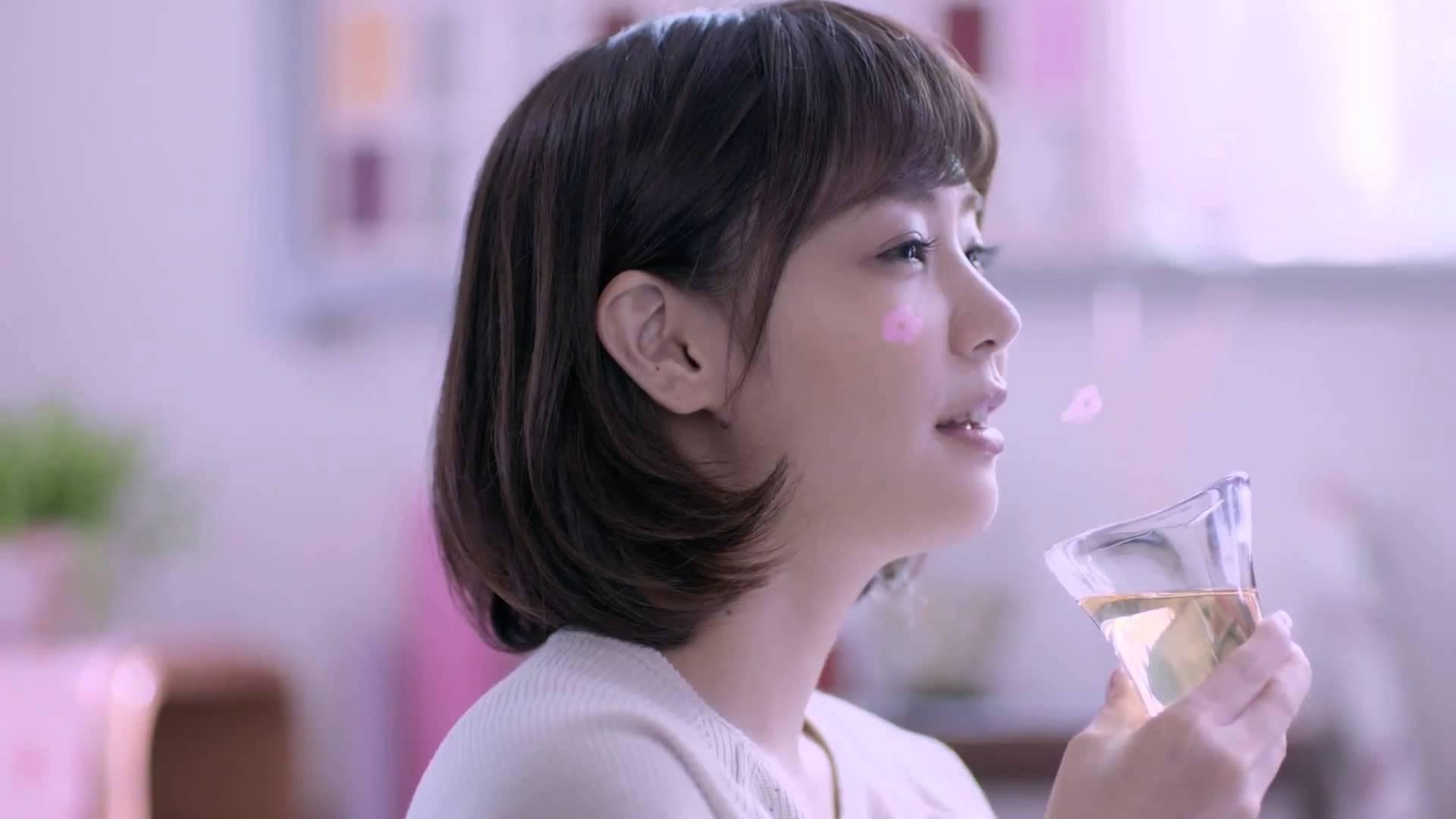 チョーヤ梅酒 うめほのり やさしいよい心地 篇 倉科カナ Tvcm Cm