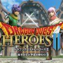 ドラゴンクエストヒーローズⅡ「リアルプレイ」篇 × 森山未來・武井咲 TVCM