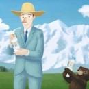 南アルプスの天然水「ヨーグリーナ、オレンジも冷凍できるってよ!」編 TVCM