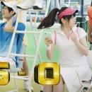 コロプラ 白猫テニス「白熱バトル」篇 × 桜井日奈子 TVCM