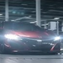 ホンダ NSX「ORIGINAL MUST BE DONE」篇 CM