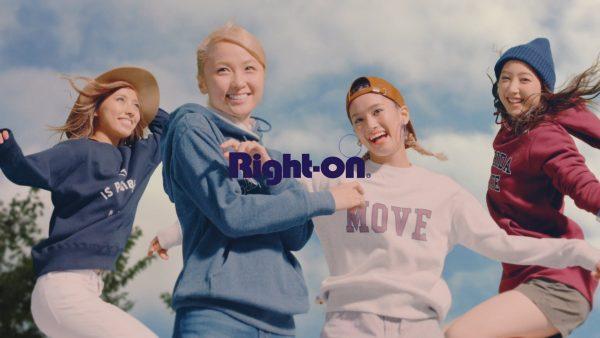 Right-on.(ライトオン)「モコモコイロイロ(2016秋)」篇 × Dream Ami TVCM