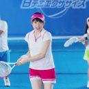 コロプラ 白猫テニス「エクササイズ」篇 × 桜井日奈子 TVCM