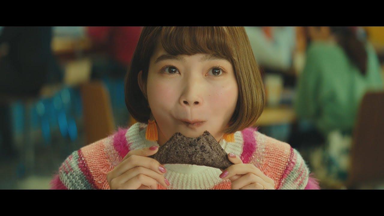 チョコパイ cm 三角